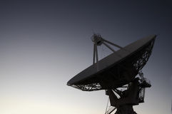 VLA radio telescope Royalty Free Stock Photography