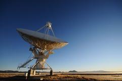 VLA radio telescope Royalty Free Stock Image