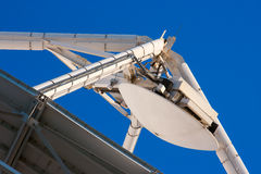 VLA Very Large Array radio telescope Royalty Free Stock Photo