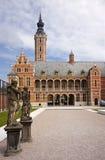 Vlaamse Architectuur stock foto's
