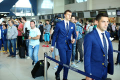 Vlad Chiriches Stock Images
