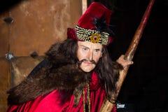 Vlad el Impaler fotos de archivo