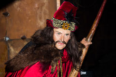 Vlad o Impaler fotos de stock