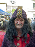 Vlad Tepes costume Stock Photo