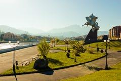 Vladikavkaz, Ossetia Photos libres de droits