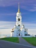 1158 1160 vladimir лета России предположения построенных собором Стоковое Фото