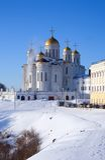 vladimir собора предположения Стоковые Фотографии RF