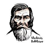 Vladimir Bekhterev lizenzfreie abbildung