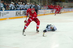 Vladimir Bobylev en avant (47) Photo stock