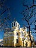 Vladimir Cathedral à Kiev, Ukraine Photos libres de droits
