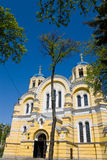 The Vladimir cathedral Stock Photography