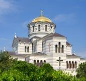 Vladimir Cathedral Stockfotografie