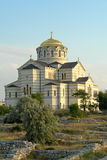 Vladimir Cathedral in Chersonese Royalty Free Stock Photos
