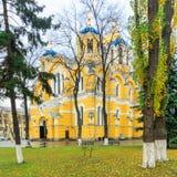 Vladimir Cathedral - die Hauptkirche stockfotografie