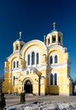 Vladimir Cathedral in Kiew, Ukraine Lizenzfreie Stockfotos