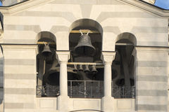 The Vladimir cathedral in Sevastopol Royalty Free Stock Photography