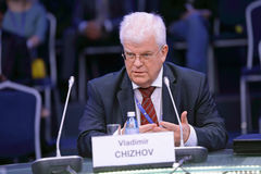 Vladimir Chizhov Royalty Free Stock Image