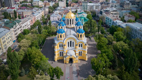 Vladimir Church Fotografie Stock Libere da Diritti