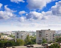Vladimir city in summer Royalty Free Stock Photos