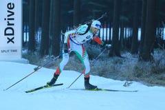 Vladimir Iliev - biathlon Stock Afbeeldingen