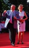 Vladimir Khotinenko at Moscow Film Festival Royalty Free Stock Photo