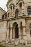 Vladimir kościół Bykovo obrazy royalty free