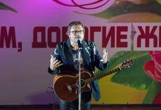 Vladimir Markin Stockbilder