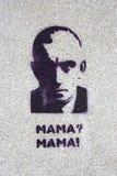 Vladimir Mayakovsky, un poète Image stock