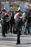 Vladimir Putin royaltyfri foto