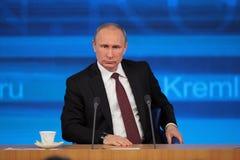 Vladimir Putin Images libres de droits