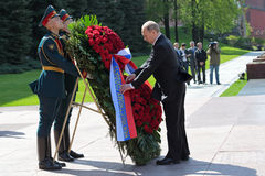 Vladimir Putin Imagen de archivo