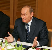 Vladimir Putin. President of Russia Vladimir Putin royalty free stock photos