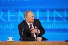Vladimir Putin 库存照片