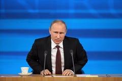 Vladimir Putin Lizenzfreies Stockfoto