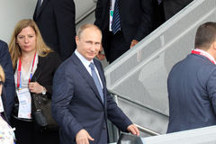 Vladimir Putin Royaltyfri Bild