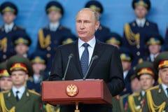 Vladimir Putin Foto de archivo libre de regalías