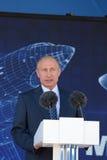 Vladimir Putin lizenzfreie stockfotografie