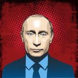 Vladimir Putin Photo stock
