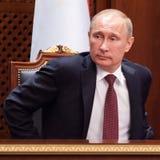 Vladimir Putin Stockfoto