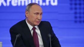 Vladimir Putin 股票录像
