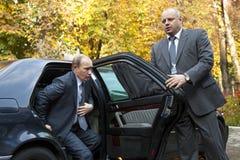 Vladimir Putin Royaltyfria Foton