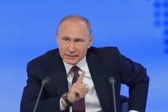 Vladimir Putin obrazy royalty free