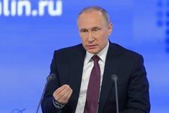 Vladimir Putin zdjęcia stock