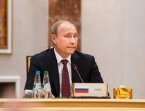 Vladimir Putin Stock Image