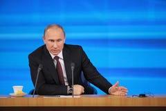 Vladimir Putin Royalty Free Stock Photos