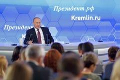 Vladimir Putin Royalty Free Stock Photography