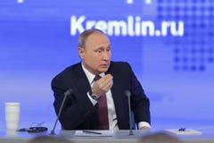 Vladimir Putin Royalty Free Stock Image