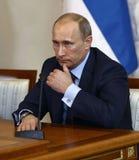 Vladimir Putin President van Rusland Stock Foto
