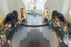 VLADIMIR, RUSSIA -07,11,2015. Museum of crystal Royalty Free Stock Photos
