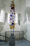 VLADIMIR, RUSSIA -07,11,2015. Museum of crystal Royalty Free Stock Photo